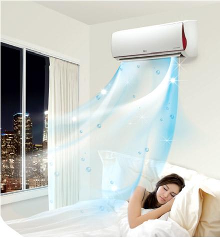 Bí quyết sử dụng máy lạnh đúng cách để có giấc ngủ ngon